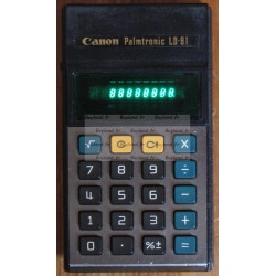 Calculatrice - Canon...