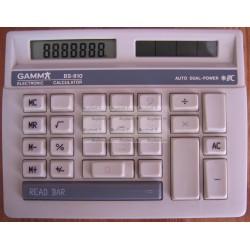 Calculatrice - Gamma BS-810...