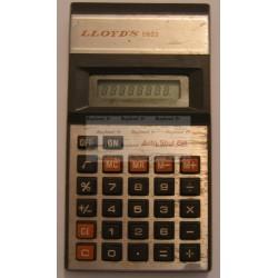 Calculatrice - Lloyd's E622