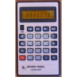 Calculatrice - Silver-Reed...